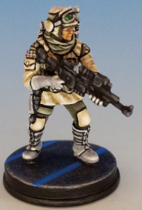 Echo Base Trooper painted and photographed by Matthew of www.oldenhammer.com