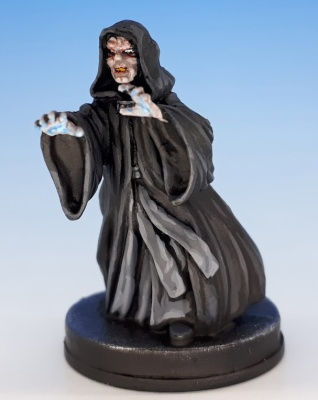 Emperor Palpatine painted and photographed by Matthew of www.oldenhammer.com